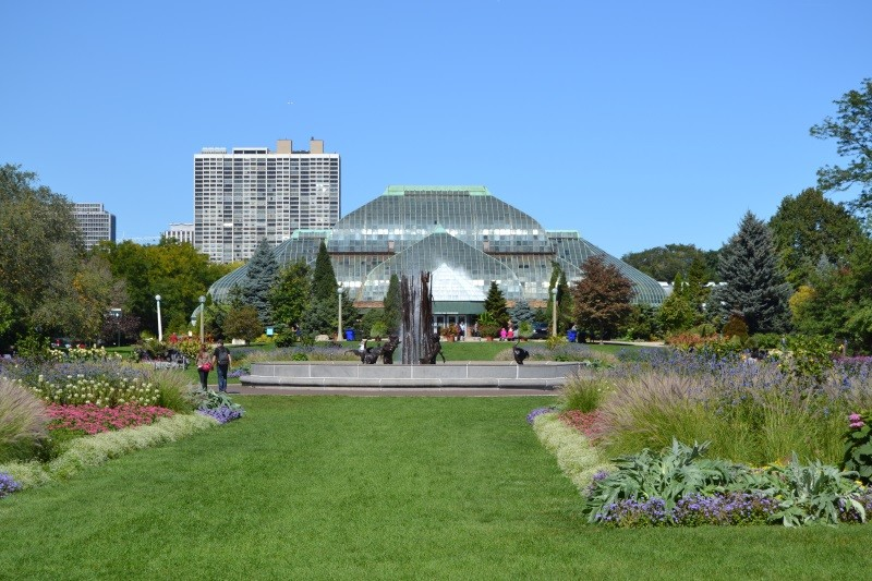 Lincoln Park Conservatory & Gardens
